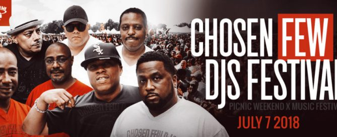 Chosen Few, House Music, 2018