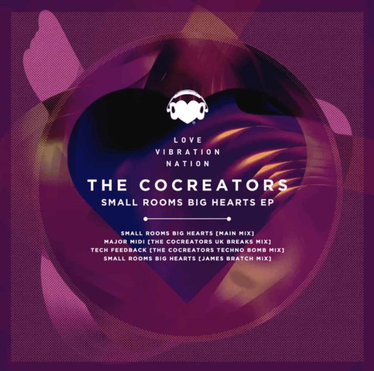 the cocreators, my house radio