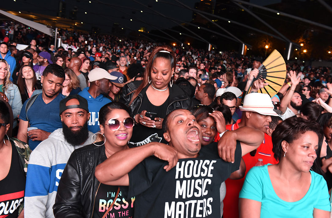 The Chicago House Music Festival Will Return in 2019