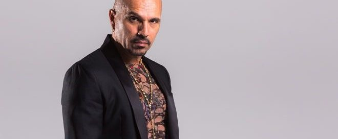David Morales my house radio